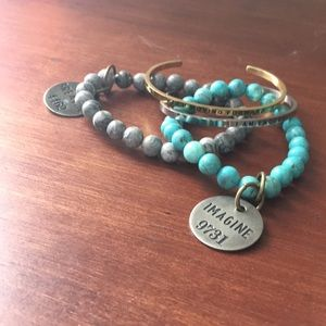 Jewelry - Inspirational Bracelet Set